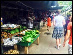 Belize Market
