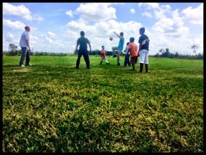 Soccer Jacob