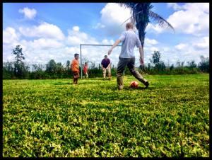 Soccer- Justin